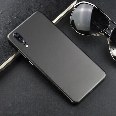 Prettyia Ultra-thin Back Screen Protective Full Coverage Ice Film for Huawei