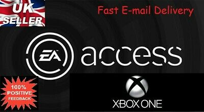 EA Access 1 Month Subscription Key for Xbox One