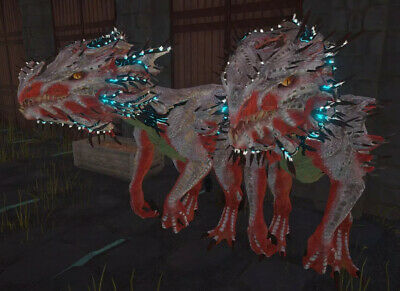 ARK SURVIVAL EVOLVED xbox one official PVE - (4) Rock Drake