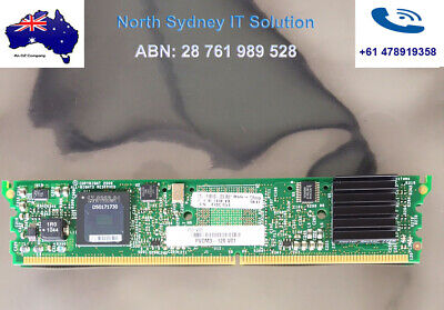 Genuine Cisco PVDM3-128 3rd Generation DSP Voice Module, 1 Yr Warranty, Invoice