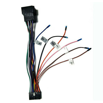 CAR STEREO WIRING Connector Harness Adapter Y Cable Fit for ... on 2005 tahoe stereo wiring, silverado suspension, silverado fog lights, f350 stereo wiring,