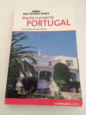 """""""Buying a property in PORTUGAL""""  Sunday Times Book"""