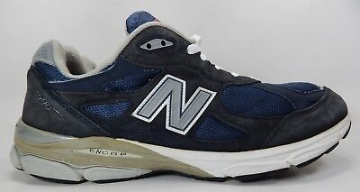 big sale 4a276 95c72 New Balance 990 V3 Taille Us 15 2e Large Ue 50 Homme Chaussures Course  Marine