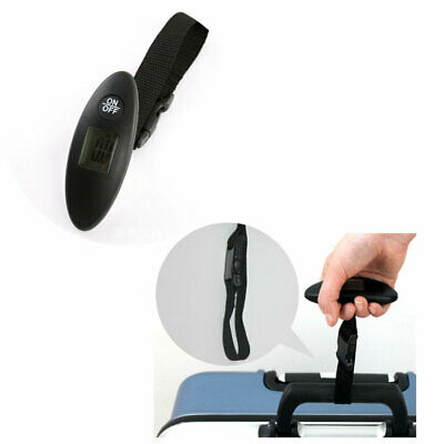 Portable Digital Travel Scale Suitcase Hanging Scale 90lb/40kg Electronic Scale