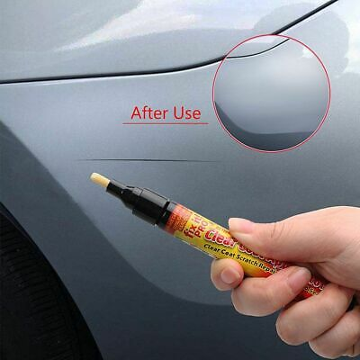 AutoPro Scratch Magic Eraser Repair Pen Non Toxic Car Coat Applicator Fix Super