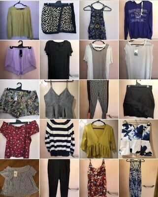 Bulk Lot Of Ladies Womens Clothes Size 6-8,10,12,14,16 Pick Your Size