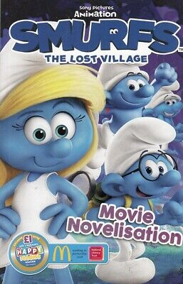 Smurfs the Lost Village: Movie Novelization - Acceptable - Paperback