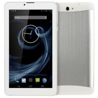 7 Inch 3G + 8G Android 4.4 Dual SIM & Camera Phone Wifi Phablet Tablet PC NEW