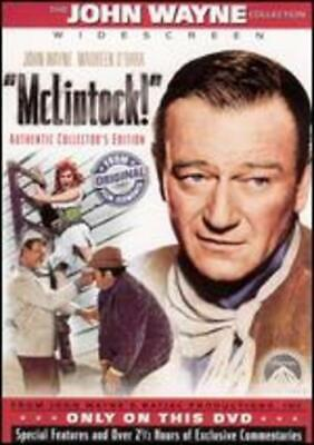 McLintock! [Authentic Collector's Edition] by Andrew V. McLaglen: Used