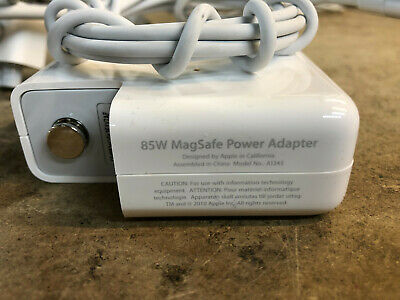 "Genuine Apple 85W Magsafe Adapter Charger for 15"" & 17"" MacBook Pro Used A1343"