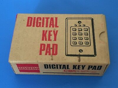 Kobishi CBK - 430P Digital Keypad Security Key Pad