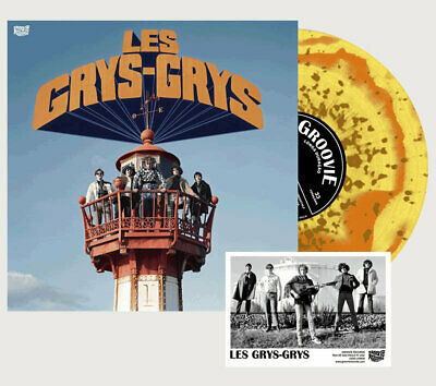 Les Grys-Grys - Les Grys-Grys // Vinyl LP limited to 100 on Coloured vinyl