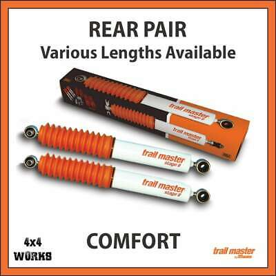 Trail Master Shock Absorbers Toyota 4 Runner (8/89-96) Comfort PAIR M