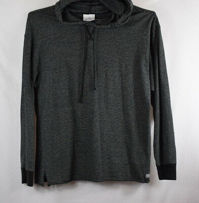 CALVIN KLEIN Womens Med. Pullover Hoodie Long Sleeve Great Used Condition