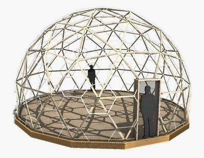 V3 (7/12) GEOSOTA Kit (Geodesic Dome Connectors)