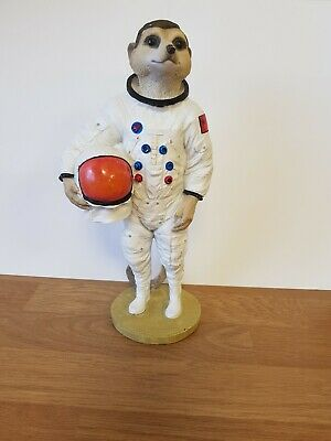 Superb Country Artists Magnificent Meerkats Neil Armstrong Astronaut Figure