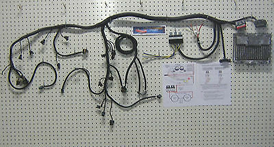 ls1, 5 3l 6 0l engine wiring harness and pcm stand alonelt1 wiring harness and pcm calibration stand alone process by lt1 wiring