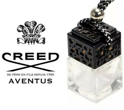 Creed Aventus Aftershave Inspired Luxury Car Air Freshener Ornament Free P&P