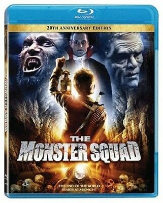 The Monster Squad (1987) UNCUT BLU RAY REGIO ALL AUDIO ENGLISH