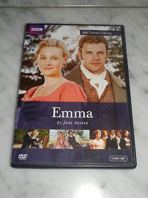 Emma (2015) DVD Eco Amaray Case, Repackaged, Subtitled RARE OOP