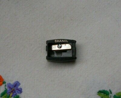 Vintage Chanel Paris Couture Travel Makeup Pencil Tip Sharpener Made In Germany