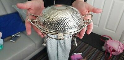 An Antique 1880.s Silver Plated Butter Dish By James Dixon & Sons.sheffield.