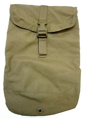 Usmc Ilbe Filbe Molle Hydration Pouch Pocket Coyote Brown Bladder Carrier B0