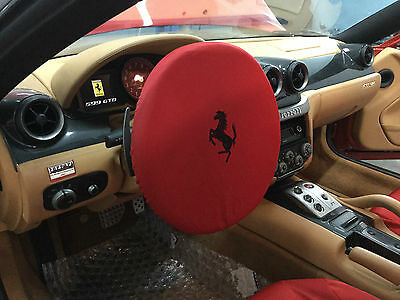 Ferrari 599 GTB FIORANO, Steering Wheel Cover