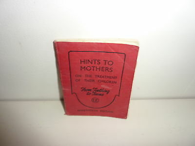 hints to mothers nineteenth edition from teething to teens