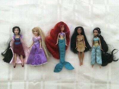 Disney dolls assorted bundle
