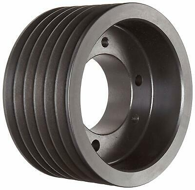 Martin 6 5V 670 SF Hi-Cap QD Sheave, 5V Belt Section, 6 Grooves, SF Bushing