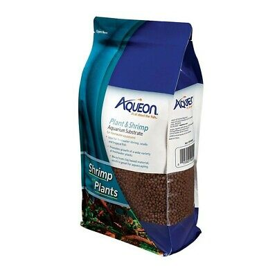 Aqueon Plant and Shrimp Substrate 5lbs   Free Shipping