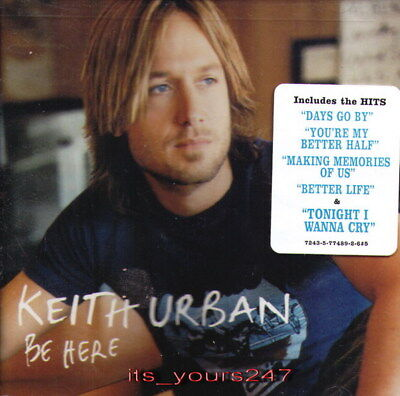 Keith Urban: Be Here | Country CD | NEU