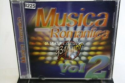 Musica Romantica Vol 2  , Music CD (NEW)