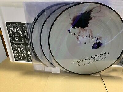 Carina Round Picture Disc Things You Should Know 10 Anniversary  Rsd 2019 Sealed