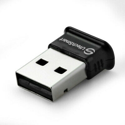 utechsmart Small USB Bluetooth Adapter Slim Bluetooth 4.0 Dongle PANBT400