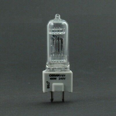 Osram 93591 Fsy 400w 240v Gy9, 5 3200k Lamp Bulb Lamps Incandescent Naed 54898