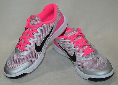 749822 048 Shoes Size 3.5Y--6Y. New Girl Youth Flex Experience 4 Print GS