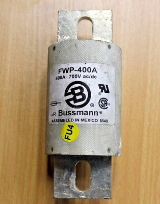 Bussman FWP-400A Fast Acting Fuse 400amp  F2