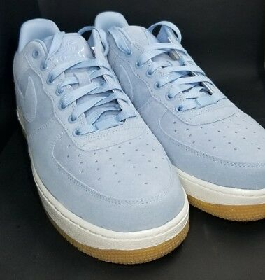 on sale 480cd bb1a0 Nike Air Force One Low Suede ID size 10.5 AQ3661-991