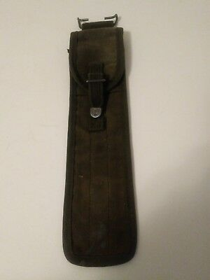WW2 US Military M1 Empty Cleaning Rod Case Used