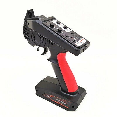 1pc 2.4G 4CH Remote Control Transmitter with Receiver For RC Car Boat Accessory