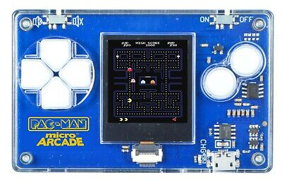 PAC-MAN QUARTER SIZE Arcade Cabinet 1/4 Scale Official new
