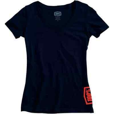 100% Source Off Road V-Neck Womens Tees Tops Crew Neck Short Sleeve T-Shirts