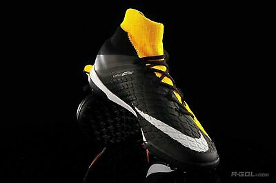 best sneakers 3cb15 8c5a8 Nike Hypervenom X Proximo II DF TF ACC Turf Soccer Shoes 852576-801 Size 10