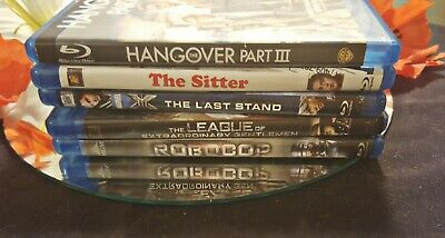 Assorted Blu Ray movies: *FREE SHIPPING* New: Other (Opened but never viewed)