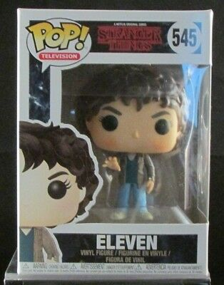 Funko Pop!! Stranger Things ( Eleven #545 )
