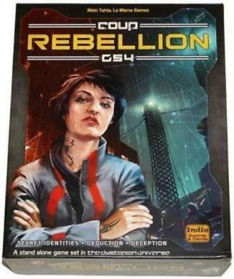 The Resistance: Coup Rebellion G54