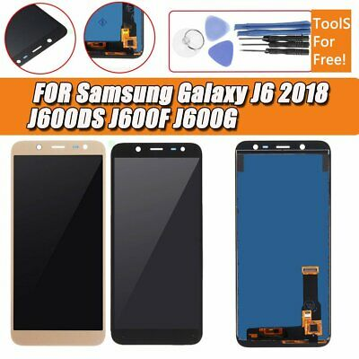 For Samsung Galaxy J6(2018) Touch Screen Digitizer LCD Display Sostituzione