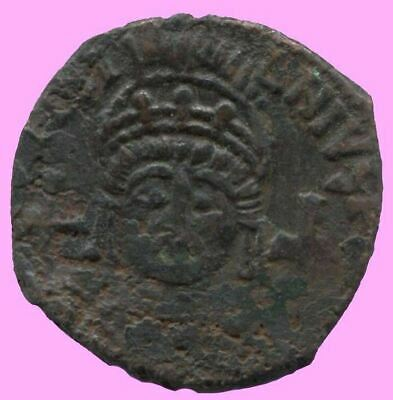 Authentic BYZANTINE EMPIRE Coin 9,7 g/28 mm ANT1389.27
